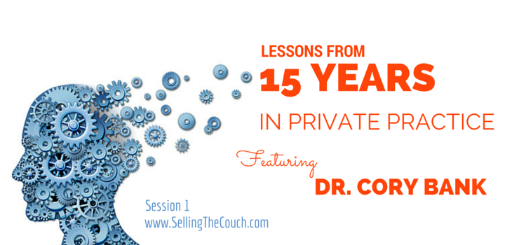 The Selling the Couch podcast interview with Dr. Cory Bank