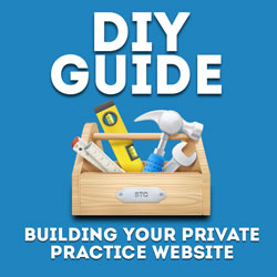 private practice website guide on selling the couch blog