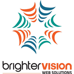 Brighter Vision logo for Selling The Couch sponsorship