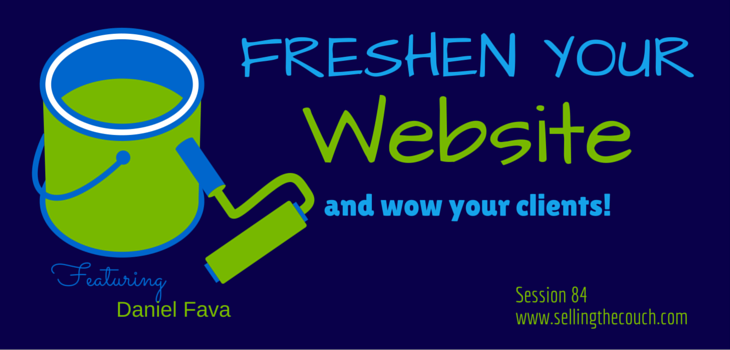 Session 84: Freshen Your Website and Wow Your Clients