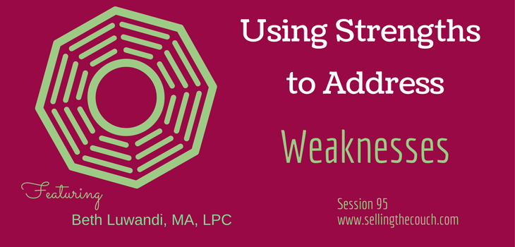 Session 95: Using Strengths to Address Weaknesses